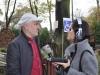 Jacek Bożek, prezes Klubu Gaja opowiada o potrzebie niesienia pomocy potrzebującym, zarówno ludziom jak i koniom.