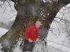 Rob McBride Tree Hunter i Dąb Słowianin - Drzewo Roku 2014.