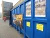 Zbiórka makulatury w hipermarkecie Auchan w Bielsku-Białej 14-23.11.2014r.