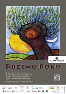 DrzewoRoku2015 -plakat