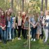 Drzewo Wolności w Światowym Centrum Słuchu w Kajetanach