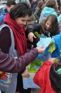 Inauguracja Święto Drzewa 2014-CINIBA