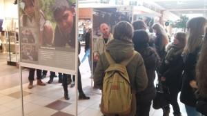 Wystawa Święto Drzewa w Auchan w Mikołowie
