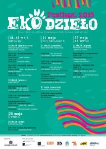 Festiwal EKODZIELO 2015