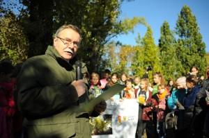 Sławomir Trzaskowski, z-ca dyrektora Centrum Informacyjnego Lasów Państwowych