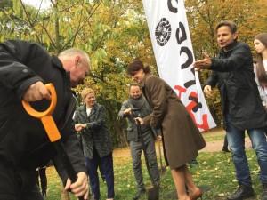 Święto Drzewa 2016. Fot. Klub Gaja.